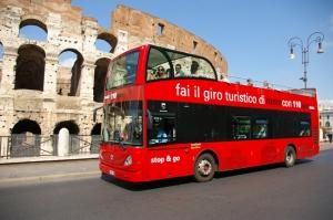 trambus open colosseo