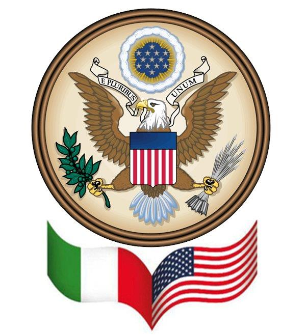 Logo The Reagan Legacy Foundation Center for Italian Studies
