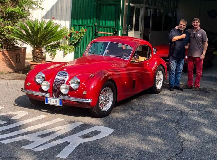 jaguar xk bardelli